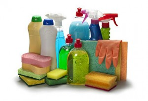 cleaning services products