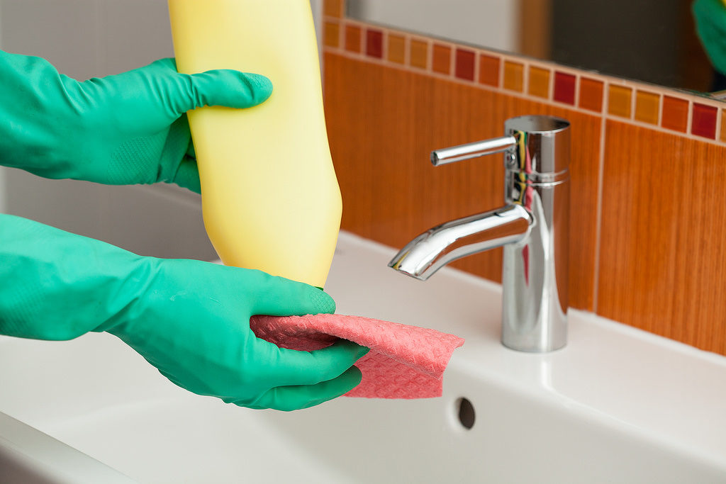 Bathroom Cleaning FAQ