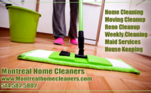 House Keeping Services in Montrreal