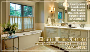 Residential Home Cleaners Montreal