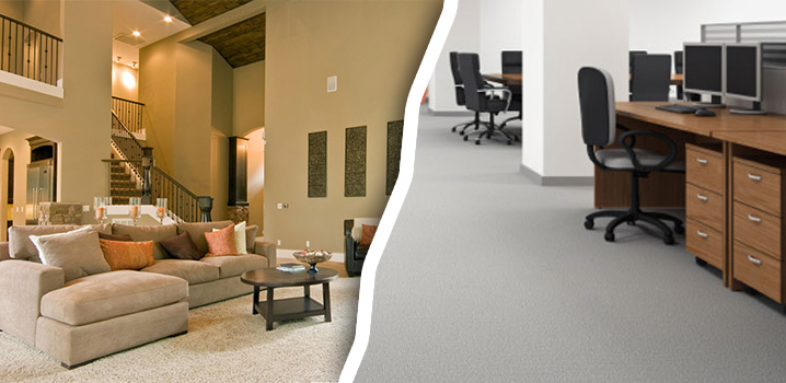 Home and Office Carpet Cleaning Services Montreal
